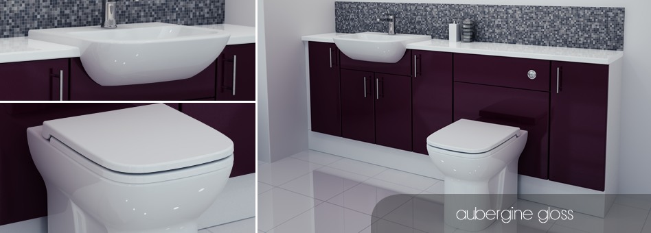 Aubergine Bathroom Accessories Let Purple Bathroom Accessories Glorify Your Bathroom Bath